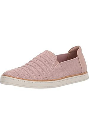 Soul Naturalizer Damen Halbschuhe - Damen Kemper Sneaker Loafer, (Mauve Knit)