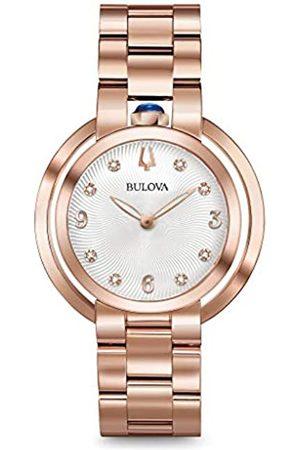 BULOVA Herren Uhren - Armbanduhr97P130