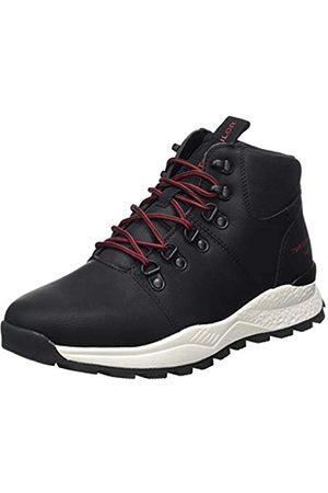 TOM TAILOR Herren Schuhe - Herren 9080204 Sneaker, Black