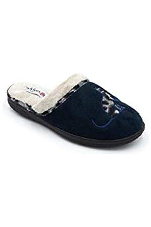 Padders Damen Halbschuhe - Damen Misty Pantoffeln, (Navy 24)
