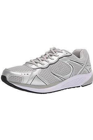 Propet Herren Schuhe - Men's X5 Sneaker, Grey/Silver