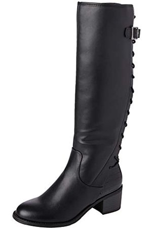 Joe Browns Damen The Latest Lace Back Boots Mode-Stiefel