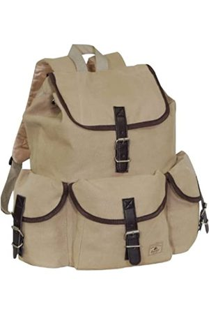 Everest Leinwand Rucksack (beige) - CTRS01-KH