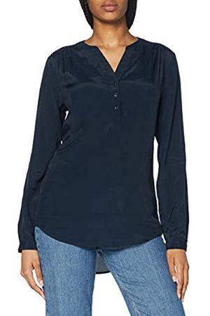 Seidensticker Damen Longsleeves - Damen Bluse – Fashion Bluse - Tunikabluse - V-Neck - Regular Fit – Langarm