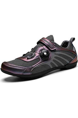BETOOSEN Herren Schuhe - Men and Women Comfortable Breathable Outdoor Road Cycling Shoes Indoor Bike Sneaker Bicycle Shoes (11.5 M US Women/10 M US Men)