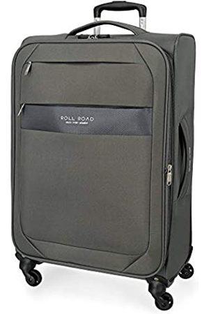 Roll Road Taschen - Royce Mittlerer Koffer 43x66x26 cms Weich Polyester Kombinationsschloss 64L 2