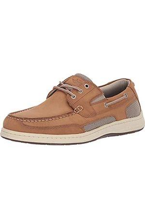 Dockers Herren Halbschuhe - Men's Beacon Boat Shoe, Tan