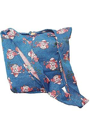 BenThai Products Damen Umhängetaschen - BTP! Umhängetasche aus Thailändischer Baumwolle, Hippie-/Hobo-Stil, umweltfreundlich, Einkaufstasche, Paisleymuster, groß, ( Ol17)