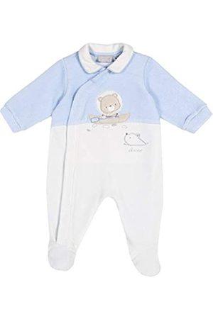 chicco Jungen Schlafanzüge - Baby-Jungen Tutina Con Apertura Frontale Kleinkind-Schlafanzüge