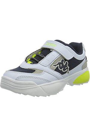 Kappa Unisex Kinder Krypton Kids Sneaker, 1067 White/Navy