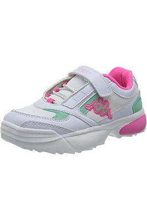 Kappa Krypton Kids Sneaker, 1022 White/pink