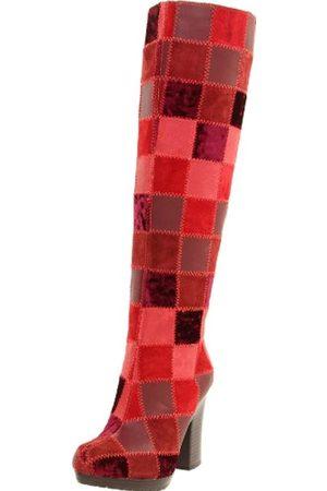 Seychelles Damen Helsinki Stiefel, Rot (burgunderfarben)
