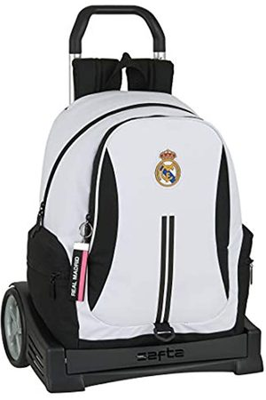 Safta Umhängetaschen - Umhängetasche mit Außentasche von Real Madrid 1. Ausrüstung 20/21 - M860E