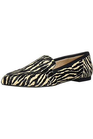 CC Corso Como Damen Halbschuhe - Women's Jatiba Loafer Flat, Natural/Black