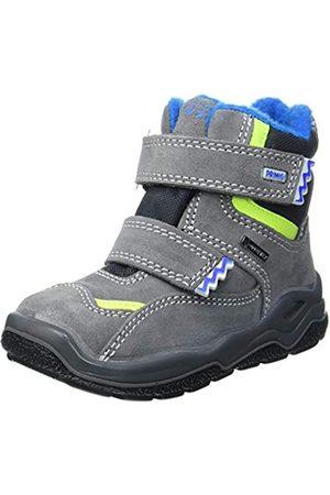 Primigi Baby Jungen PGYGT 63625 First Walker Shoe, Grigio/GRIG.SCU