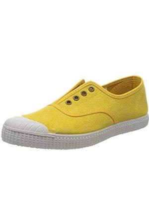 Kavat Jungen Hausschuhe - Unisex-Kinder Fjällbacka Niedrige Hausschuhe, (Yellow 930)