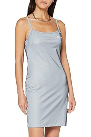 Sixth June Damen Freizeitkleider - Damen Reflective Dress Lässiges Kleid
