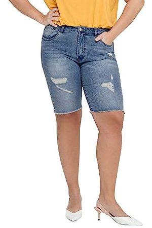 Carmakoma Damen Shorts - Womens CARCARMEN Life REG Long Shorts