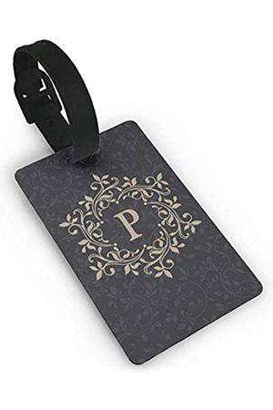 MSGUIDE Reisetaschen - Kleine Gepäckanhänger für Koffer, PVC-Reisetasche, Eaiser zum Identifizieren von Namen