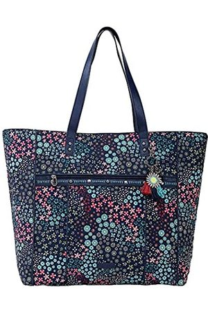 Sakroots Damen Artist Circle Nylon Travel Bag Reisetasche, Tote
