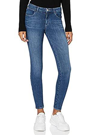Wrangler Damen Skinny - Damen Super Skinny Jeans