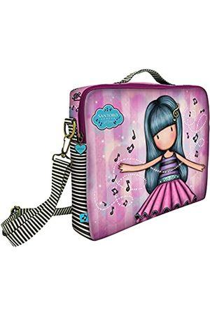 Santoro M461a Laptop-Schultertasche 14,1 Zoll für Kinder, 375 x 295 x 60 mm