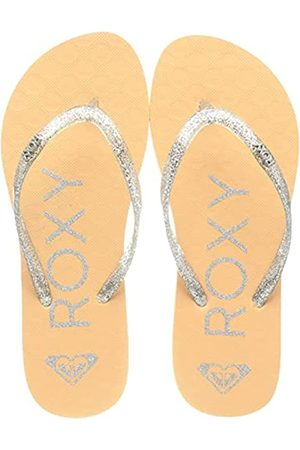 Roxy Mädchen Flip Flops - Rg Viva Sparkle sandal for Girls Flip-Flop