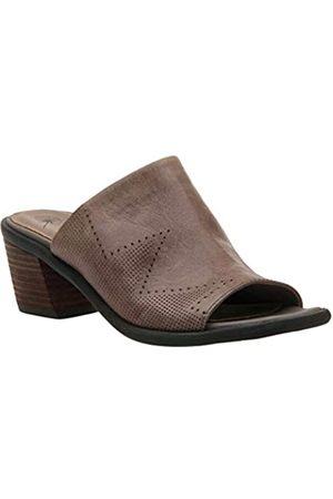 OTBT Southwest Damen-Sandalen mit Absatz, Grau (zink)