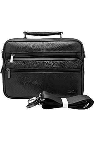 Vidlea Herren Umhängetaschen - 2-in-1 Umhängetasche und Handtasche für Tablets mit einer Größe von bis zu 25