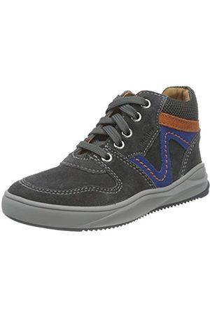 Richter Kinderschuhe Jungen Schuhe - Harry 1346-8111 Sneaker, 6401vulcano/rust/liberty