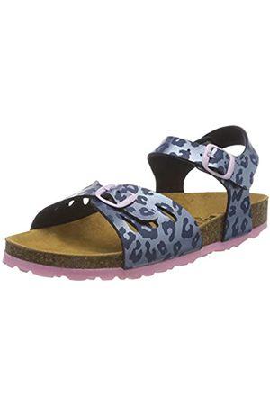 LICO Damen Sandalen - Bioline Sandal Mädchen Hausschuh, /