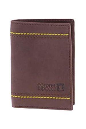 Coronel Tapiocca Geldbörse für Herren/Jugendliche mit Fächern für Geldscheine, Tasche