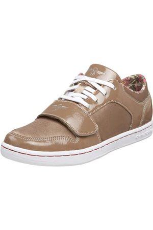 Creative Recreation Damen Tops & T-Shirts - Damen Cesario Lo Low-Top Sneaker, Beige (Putty)