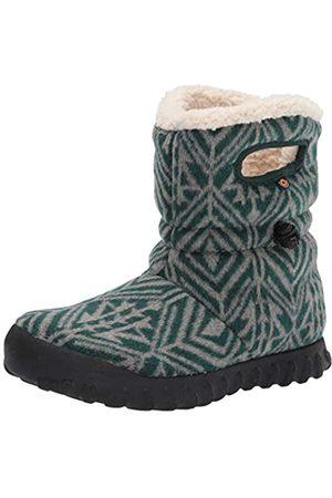 Bogs Damen Winterstiefel - Damen B-MOC Mid Snow Boot Schneestiefel
