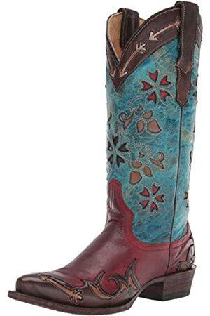 Stetson Damen Cowboy & Bikerboots - Damen Arrow Westernstiefel