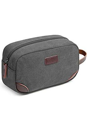 Toupons Herren Reisetaschen - Herren-Kulturbeutel aus Segeltuch, für die Reise