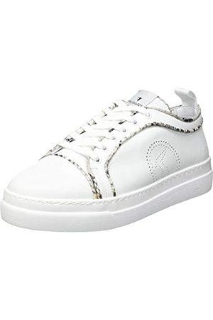 Trussardi Jeans Damen Schuhe - Damen Scarpe da Ginnastica Oxford-Schuh