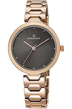 Radiant Damen Analog Quarz Uhr mit Edelstahl Armband RA443202