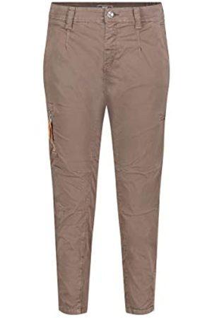 Mac Damen Cargohosen - Damen Rich Cargo Cotton Hose