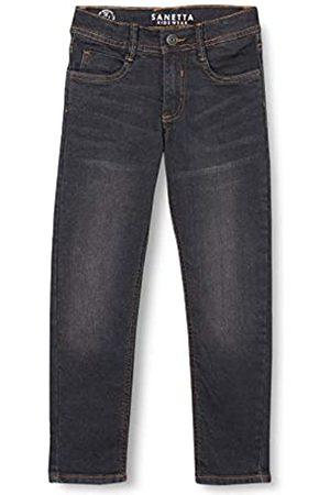 Sanetta Jungen Cropped - Jungen cool Grey Jeans