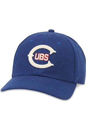 American Needle Archive Legend Vintage Baseball Negro League Team Schnalle Strap Dad Hat - - Einheitsgröße
