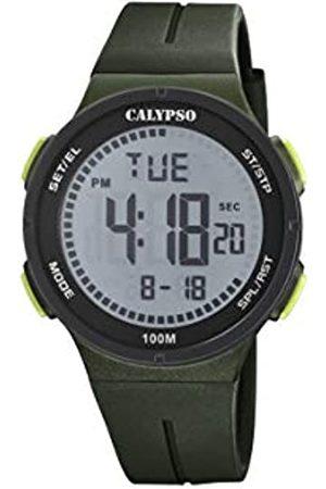 Calypso Uhren - Unisex Digital Quarz Uhr mit Plastik Armband K5803/2