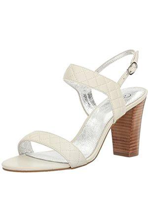 Adrianna Papell Women's Astor Dress Sandal, Vanilla