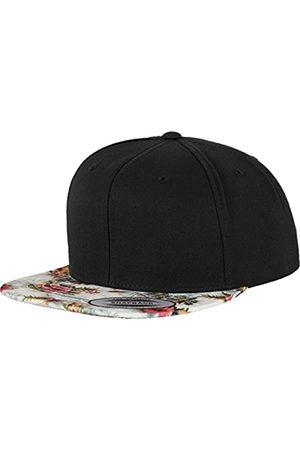 Flexfit Herren Caps - Uni Floral Snapback Mütze