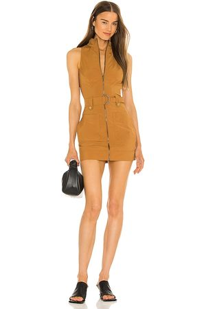 superdown Damen Kleider - Sofia Belted Mini Dress in . Size XXS, XS, S, M, XL.