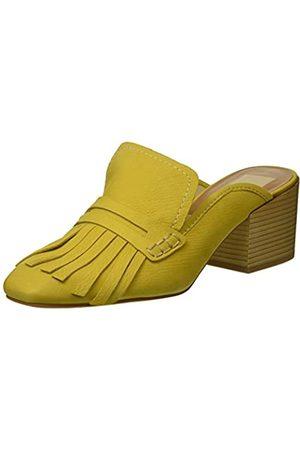 Dolce Vita Katina Damen Mule, (Yellow Nubuck)