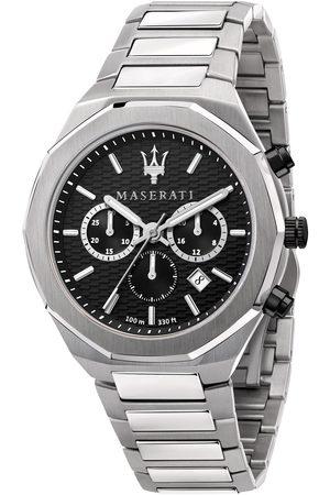Maserati Stile R8873642004 Silver/Black