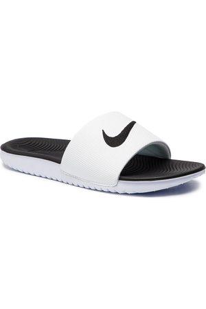 Nike Kawa Slide (GS/PS) 819352 100 White/Black