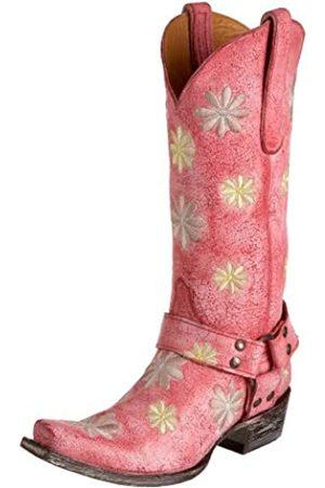 Old Gringo Damen Stiefel - Damen Hannaflor Stiefel, Pink (rose)