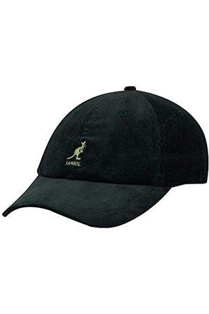 Kangol Herren Caps - Classic Corduroy Baseballcap Basecap Cordcap Kordkappe Cap Mütze Baumwollcap Kordmütze (One Size - dunkelgrün)